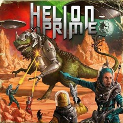 Helion Prime - Helion Prime - CD
