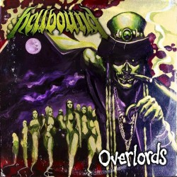 Hellbound - Overlords - CD DIGIFILE