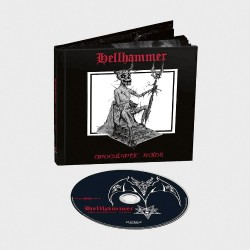 Hellhammer - Apocalyptic Raids - CD DIGIBOOK