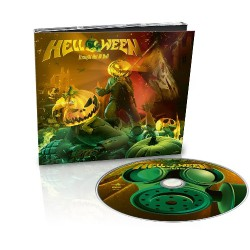 Helloween - Straight Out Of Hell - CD DIGIPAK