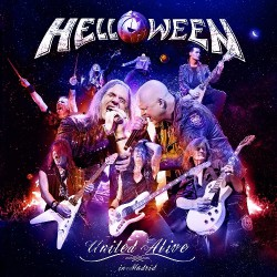 Helloween - United Alive In Madrid - Triple CD