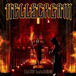 Hellscream - Hate Machine - LP