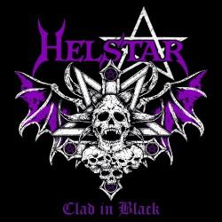 Helstar - Clad In Black - LP COLOURED