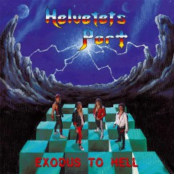 Helvetets Port - Exodus To Hell - CD SLIPCASE