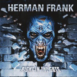Herman Frank - Right In The Guts - CD