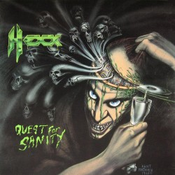 Hexx - Quest For Sanity / Watery Graves - LP Gatefold