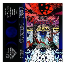 High Priestess - High Priestess - CASSETTE COLOURED