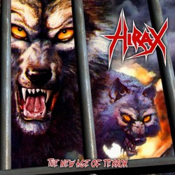 Hirax - The New Age of Terror - LP Gatefold