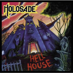 Holosade - Hell House - CD DIGIPAK