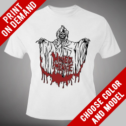 Hooded Menace - Blood Cloak - Print on demand