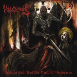 Horrocious - Depleted Light And The Death Of Uniqueness - CD