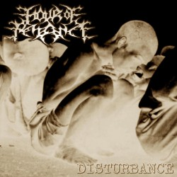 Hour Of Penance - Disturbance - LP COLOURED