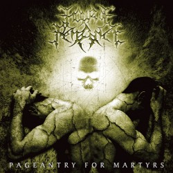 Hour Of Penance - Pageantry For Martyrs - LP COLOURED