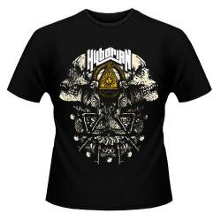 Hyborian - Skulls - T-shirt (Homme)