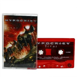 Hypocrisy - Virus - CASSETTE COLOURED