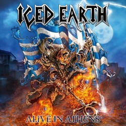 Iced Earth - Alive In Athens [20th Anniversary Edition] - 5LP BOX