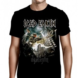Iced Earth - Dystopia - T-shirt (Homme)