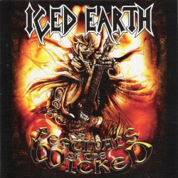 Iced Earth - Festivals Of The Wicked - CD