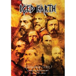 Iced Earth - Gettysburg (1863) LTD Edition - 2DVD DIGIPAK