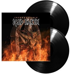 Iced Earth - Incorruptible - DOUBLE LP Gatefold