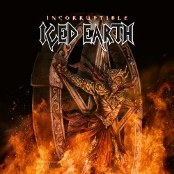 "Iced Earth - Incorruptible [LTD edition] - 2 x 10"" vinyl + CD earbook"
