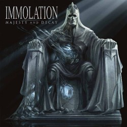Immolation - Majesty and Decay - LP Gatefold Coloured