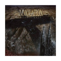 Immolation - Unholy Cult Deluxe - CD + DVD Digipak
