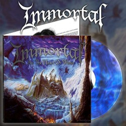 Immortal - At The Heart Of Winter - LP Gatefold Coloured