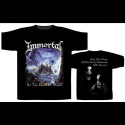 Immortal - At The Heart Of Winter - T-shirt (Homme)