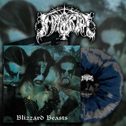 Immortal - Blizzard Beasts - LP Gatefold Coloured