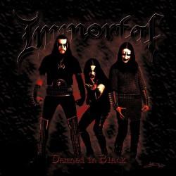 Immortal - Damned In Black - LP Gatefold