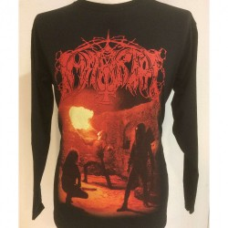 Immortal - Diabolical Fullmoon Mysticism - Long Sleeve (Homme)
