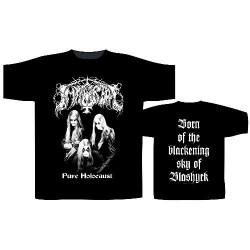 Immortal - Pure Holocaust - T-shirt (Homme)