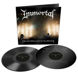 Immortal - The Seventh Date of Blashyrkh - DOUBLE LP Gatefold