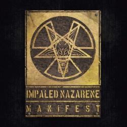 Impaled Nazarene - Manifest - LP Gatefold