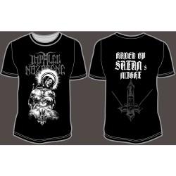 Impaled Nazarene - Nun - T-shirt (Homme)