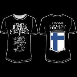 Impaled Nazarene - Suomi Finland Perkele - 100 Years Of Finnish Independence - T-shirt (Homme)