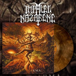 Impaled Nazarene - Ugra Karma - LP Gatefold Coloured