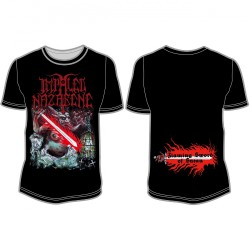 Impaled Nazarene - Vigorous And Liberating Death - T-shirt (Homme)