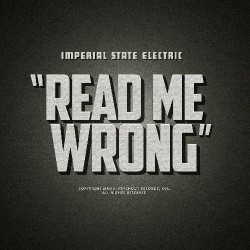 Imperial State Electric - Read Me Wrong - LP