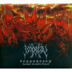 Impiety - Terroreign - CD DIGIPAK