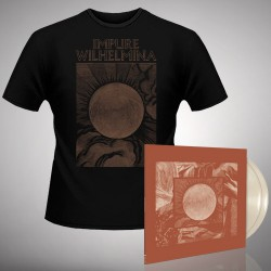 Impure Wilhelmina - Radiation - DOUBLE LP GATEFOLD COLOURED + T-SHIRT bundle (Homme)