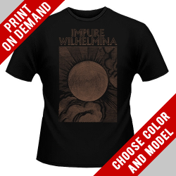 Impure Wilhelmina - Radiation - Print on demand
