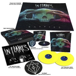 In Flames - Battles - BOX COLLECTOR
