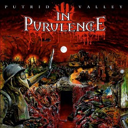 In Purulence - Putrid Valley - CD