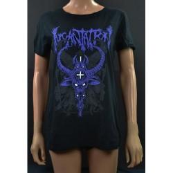 Incantation - Purple Demon - T-shirt (Femme)