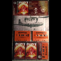 Inepsy - Madness And Overkill - CASSETTE COLOURED