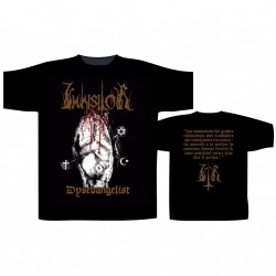 Inkisitor - Dysevangelist - T-shirt (Men)