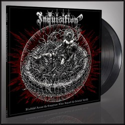 Inquisition - Bloodshed Across The Empyrean Altar Beyond The Celestial Zenith - DOUBLE LP Gatefold + Digital
