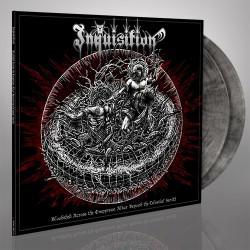 Inquisition - Bloodshed Across The Empyrean Altar Beyond The Celestial Zenith - DOUBLE LP GATEFOLD COLOURED